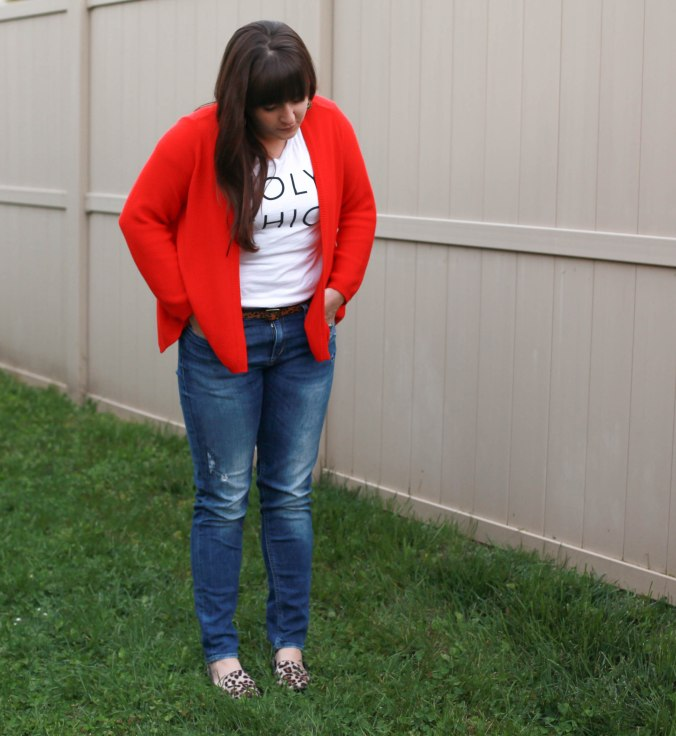 Going Casual With Bold