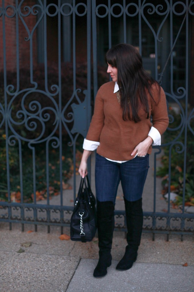 New To My Closet: Over The Knee Boots