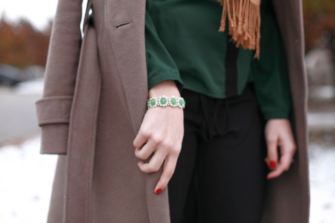 Sophisticated Green