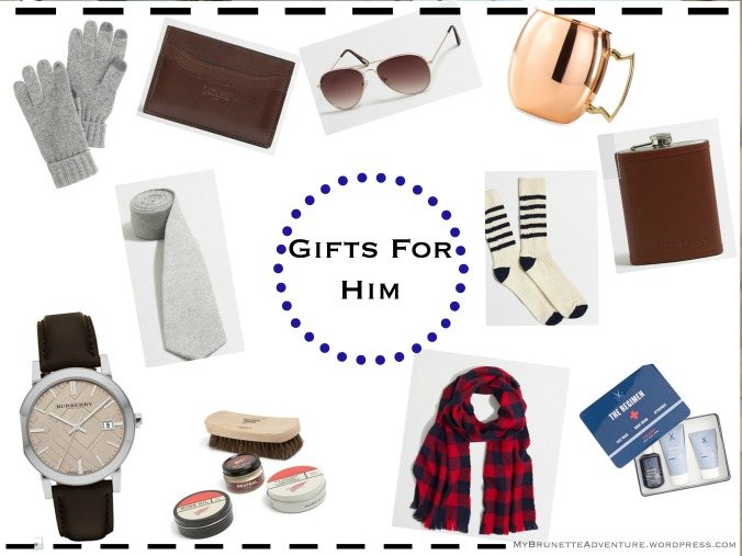 Gifts For Him 2014