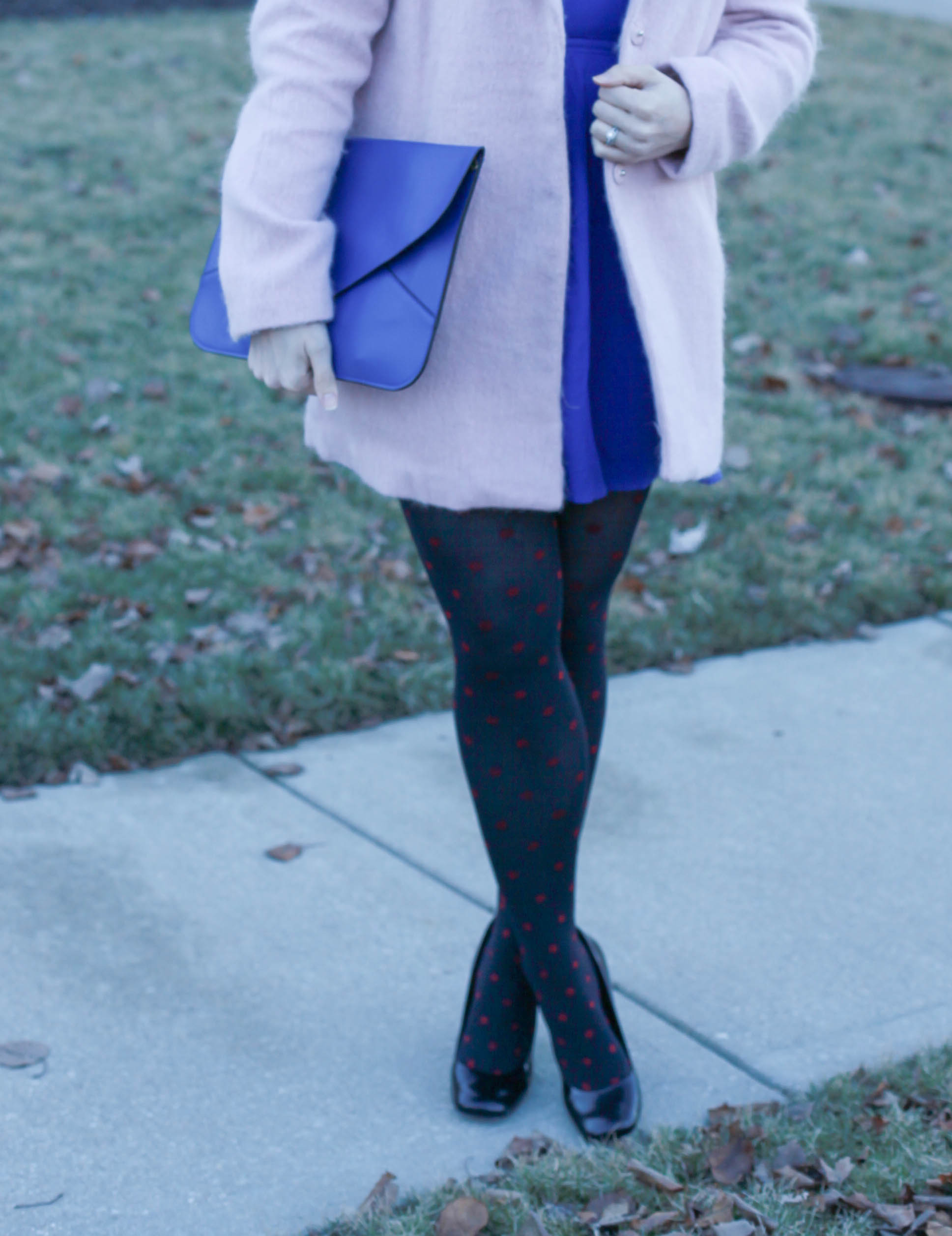 Soft Pink Coat | Indianapolis Lifestyle Blog