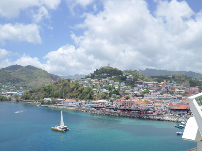 Traveling the Caribbean