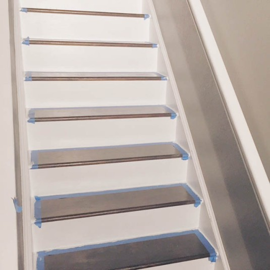 DIY Stair Makeover