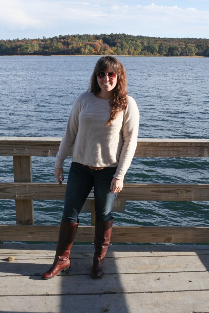 Fall look in Maine